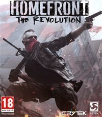 Okładka Homefront: The Revolution (PC)