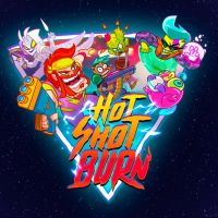 Okładka Hot Shot Burn (PC)