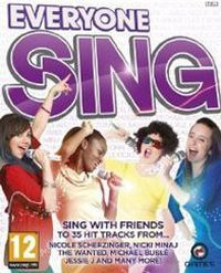 Okładka Everyone Sing (X360)