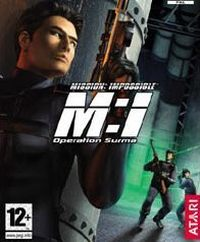 Okładka Mission: Impossible - Operation Surma (PS2)