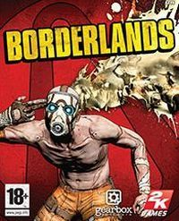 Okładka Borderlands (PC)