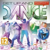 Okładka Get Up And Dance! Let`s Party (Wii)