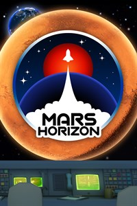 Game Box for Mars Horizon (PC)
