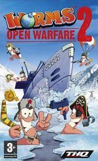 Okładka Worms: Open Warfare 2 (PSP)