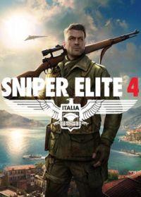 Sniper Elite 4 (PC cover