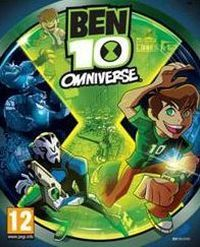 Game Box for Ben 10: Omniverse (3DS)