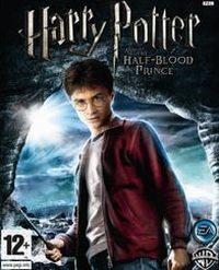 Game Box for Harry Potter and the Half-Blood Prince (PC)