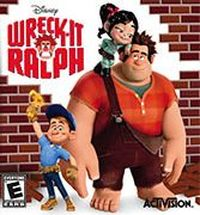 Game Box for Wreck-It Ralph (Wii)