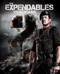 Okładka The Expendables 2 (X360)