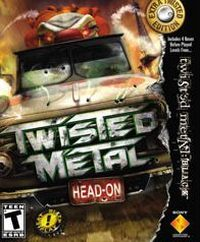 Okładka Twisted Metal: Head-On (PSP)