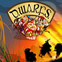 Game Box for D.W.A.R.F.S. (NDS)