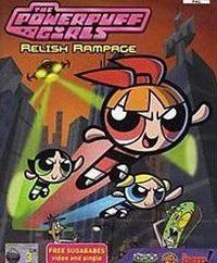 Okładka The Powerpuff Girls: Relish Rampage (PS2)
