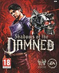 Okładka Shadows of the Damned (X360)