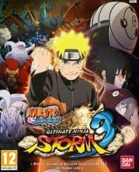 Okładka Naruto Shippuden: Ultimate Ninja Storm 3 (X360)