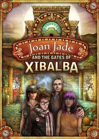 Okładka Joan Jade and the Gates of Xibalba (NDS)