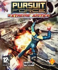 Okładka Pursuit Force: Extreme Justice (PSP)