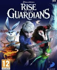 Game Box for Rise of the Guardians (X360)