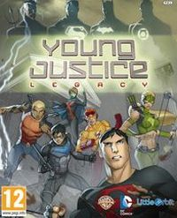 Game Box for Young Justice: Legacy (PC)