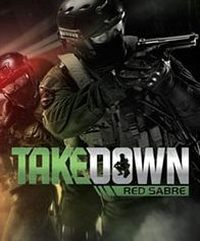 Game Box for Takedown: Red Sabre (X360)