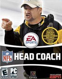 Okładka NFL Head Coach (PC)