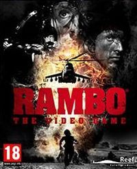 Okładka Rambo: The Video Game (PC)