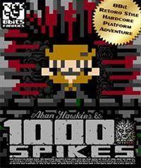 Okładka Aban Hawkins & the 1001 Spikes (3DS)