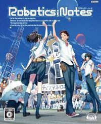 Okładka Robotics;Notes (PS3)