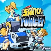 Okładka Mighty Switch Force! (3DS)