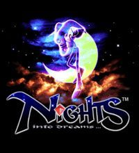 Game Box for NiGHTS Into Dreams HD (PS3)