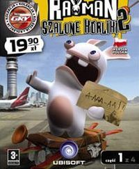 Game Box for Rayman Raving Rabbids 2 (PC)