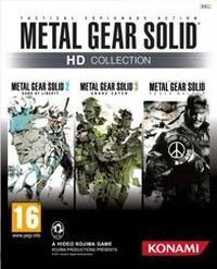 Okładka Metal Gear Solid HD Collection (PSV)