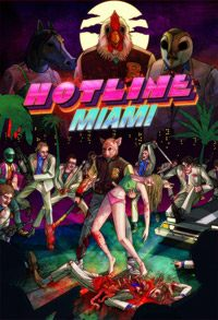 Okładka Hotline Miami (PC)