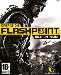 Game Box for Operation Flashpoint: Dragon Rising (PC)