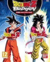 Okładka Dragon Ball Z Budokai HD Collection (X360)
