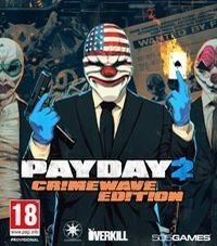 Game Box for PayDay 2 (PC)