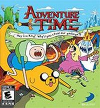 Okładka Adventure Time: Hey Ice King! Why'd You Steal Our Garbage?! (NDS)