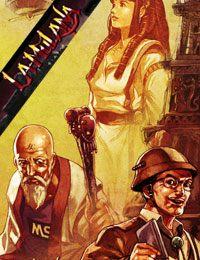 Game Box for La-Mulana (PC)