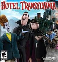Okładka Hotel Transylvania (NDS)