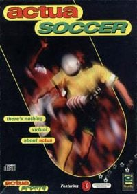 Game Box for Actua Soccer (PC)