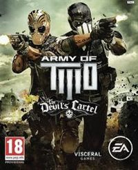 Game Box for Army of Two: The Devil's Cartel (PS3)