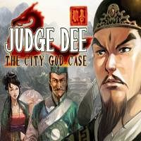 Game Box for Judge Dee: The City God Case (PS3)