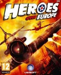 Okładka Heroes Over Europe (PC)
