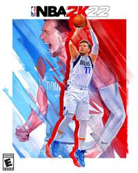 NBA 2K22 (PC cover