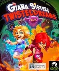 Game Box for Giana Sisters: Twisted Dreams (PC)