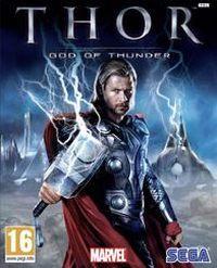 Okładka Thor: God of Thunder (Wii)