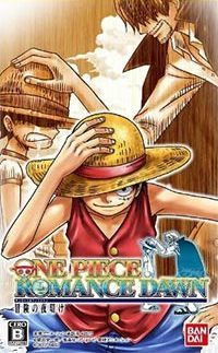Game Box for One Piece: Romance Dawn (3DS)