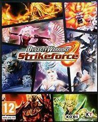 Okładka Dynasty Warriors: Strikeforce (PSP)