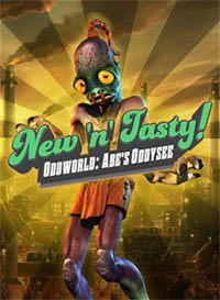 Okładka Oddworld: Abe's Oddysee New N' Tasty (PC)