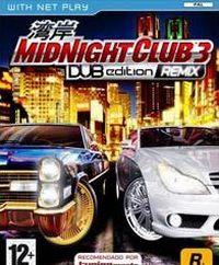 Okładka Midnight Club 3: DUB Edition Remix (PS2)