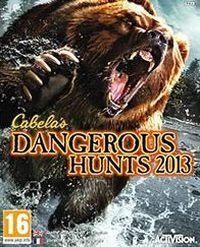 Okładka Cabela's Dangerous Hunts 2013 (X360)